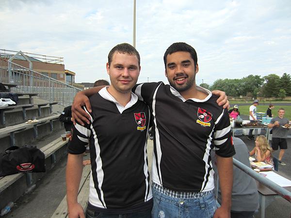 Rugby at Waterdown Highschool